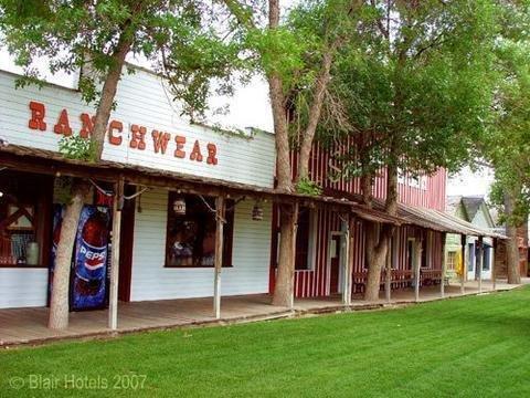 фото Buffalo Bill (Cabin) Village 1581531257