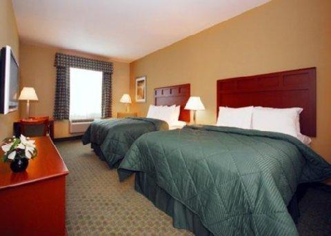 фото Comfort Inn Villa Rica 1638163438