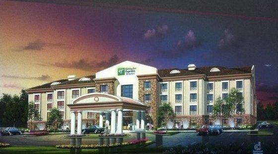 фото Holiday Inn Express Hotel & Suites Hazelwood 1703048986