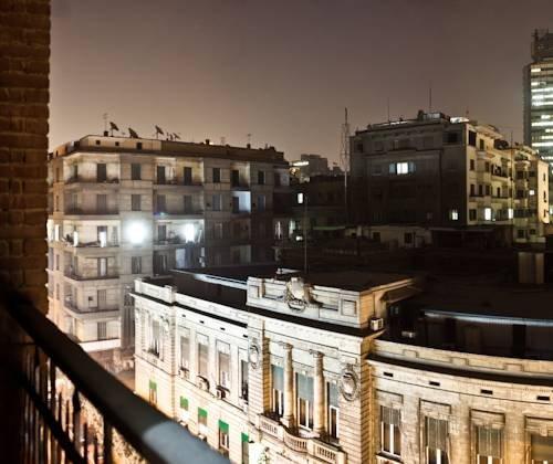 фото Dina`s Hostel Cairo 1722943429