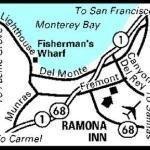 фото Pacific Inn Monterey 228929619