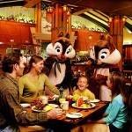 фото Disney`s Grand Californian Hotel and Spa 385970000