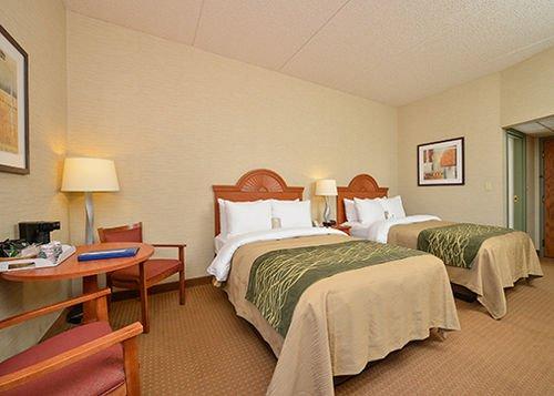 фото Comfort Inn Mansfield 414303057