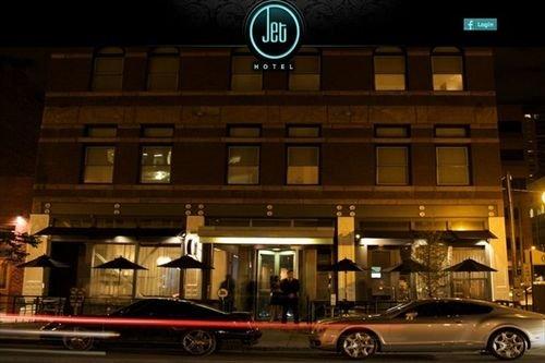 фото THE JET HOTEL 414521099