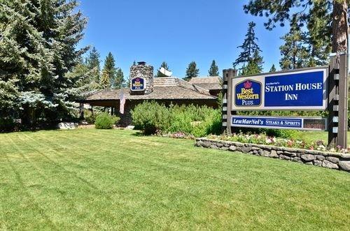 фото BEST WESTERN STATION HOUSE INN 414676190