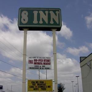фото Albany 8 Inn 414951781