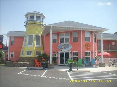 фото Drifters Reef Motel 415125026