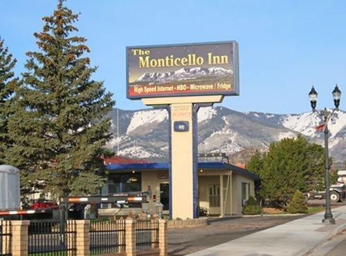 фото The Monticello Inn 415149282