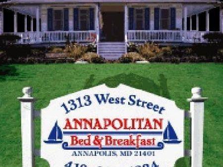 фото Annapolitan Bed & Breakfast 415174302