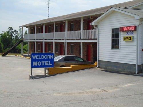 фото Welborn Motel - Hamptonville 415581501
