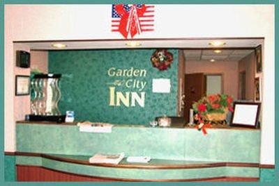 фото Garden City Inn 415734161