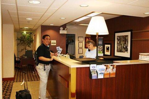 фото Hampton Inn Hanover 487654333