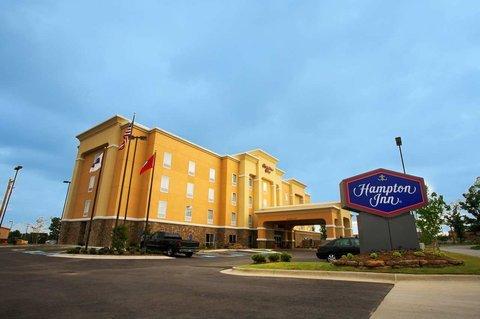 фото Hampton Inn Bryant 487655184