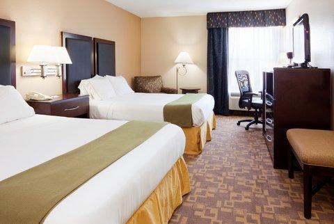 фото Holiday Inn Express Dunn 487656782