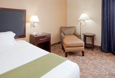 фото Holiday Inn Express Dunn 487656784