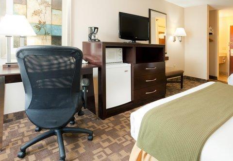фото Holiday Inn Express Dunn 487656789