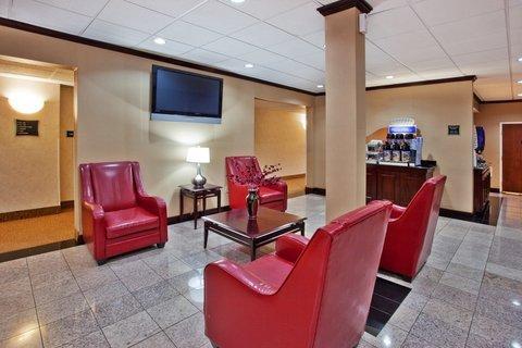 фото Holiday Inn Express Atlanta-Gwinnett Mall 487659424