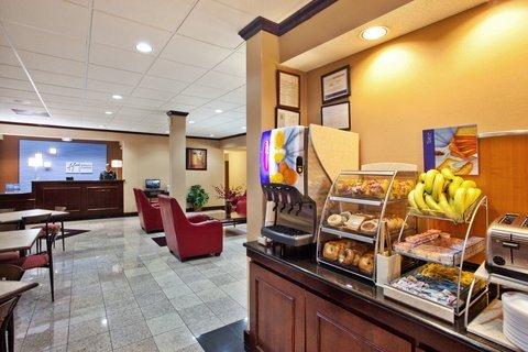 фото Holiday Inn Express Atlanta-Gwinnett Mall 487659435