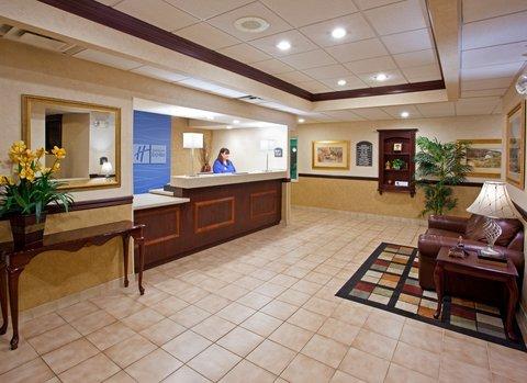 фото Holiday Inn Express Wilmington 487665089