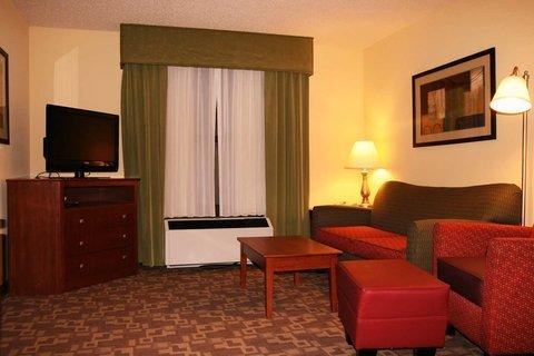 фото Hampton Inn & Suites Kansas City-Merriam 487669574