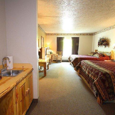 фото The Red Moose Lodge 487672131