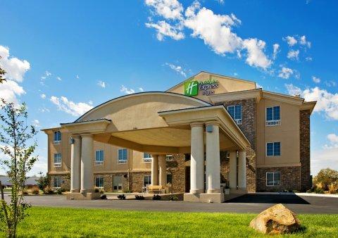 фото Holiday Inn Express Andrews 487674439