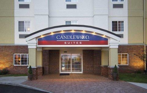 фото Candlewood Suites Alabaster 487682219