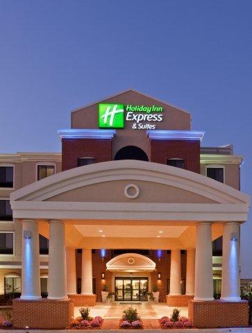 фото Holiday Inn Express Hotel & Suites Oklahoma City-West Yukon 487685213