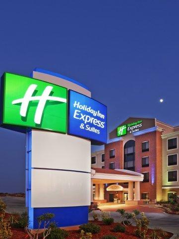 фото Holiday Inn Express Hotel & Suites Oklahoma City-West Yukon 487685214