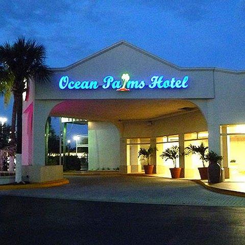 фото Magnuson Hotel Ocean Palms 487696726