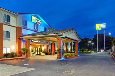 фото Holiday Inn Express San Pablo - Richmond Area 487707094