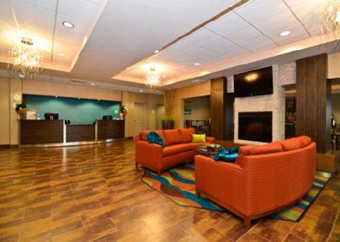 фото Comfort Inn & Suites Junction City 487708284