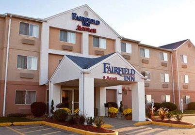 фото Fairfield Inn by Marriott Danville 487710172