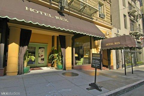 фото Hotel Rex, a Joie de Vivre Hotel 487714783