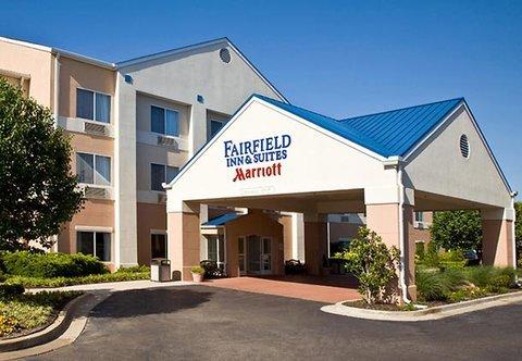фото Fairfield Inn & Suites Memphis Southaven 487717973