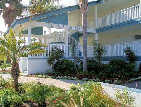 фото Del Mar Motel On The Beach 487719738