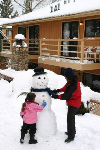 фото Big Bear Lakefront Lodge 487722831