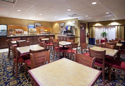фото Holiday Inn Express Hotel & Suites Sunbury-Columbus Area 487731546