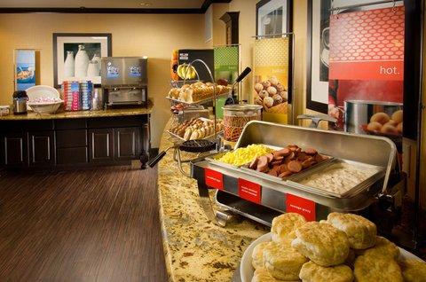 фото Hampton Inn & Suites Longview North 487737505