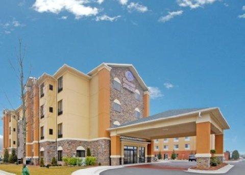 фото Holiday Inn Express Hotel & Suites Atlanta East - Lithonia 487748331