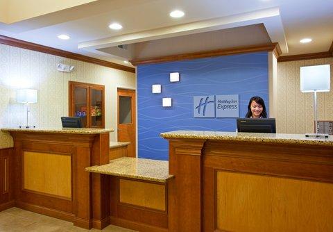 фото Holiday Inn Express 487748717