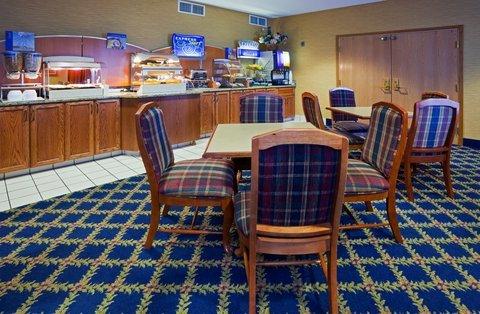фото Holiday Inn Express Saint Cloud 487755551
