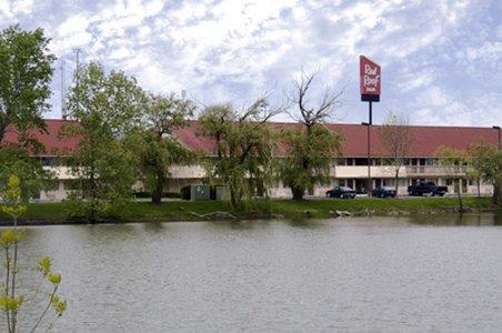 фото Red Roof Inn Merrillville 487758550