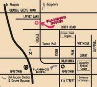 фото Flamingo Suites Tucson 487768213