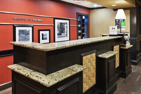 фото Hampton Inn & Suites Durant 487781615