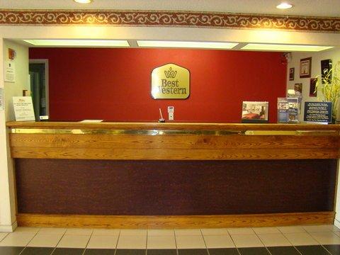 фото Best Western Lakeview Inn 487783570