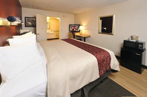 фото Red Roof Inn Detroit - Warren 487791165