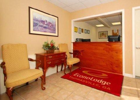 фото Econo Lodge Thomasville 487791377