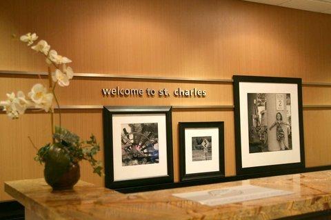 фото Hampton Inn Chicago Saint Charl 487804508