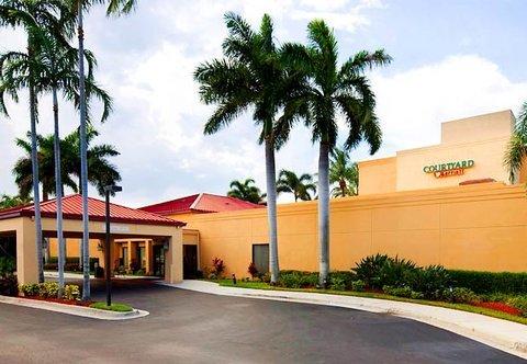 фото Courtyard Boca Raton 487805009